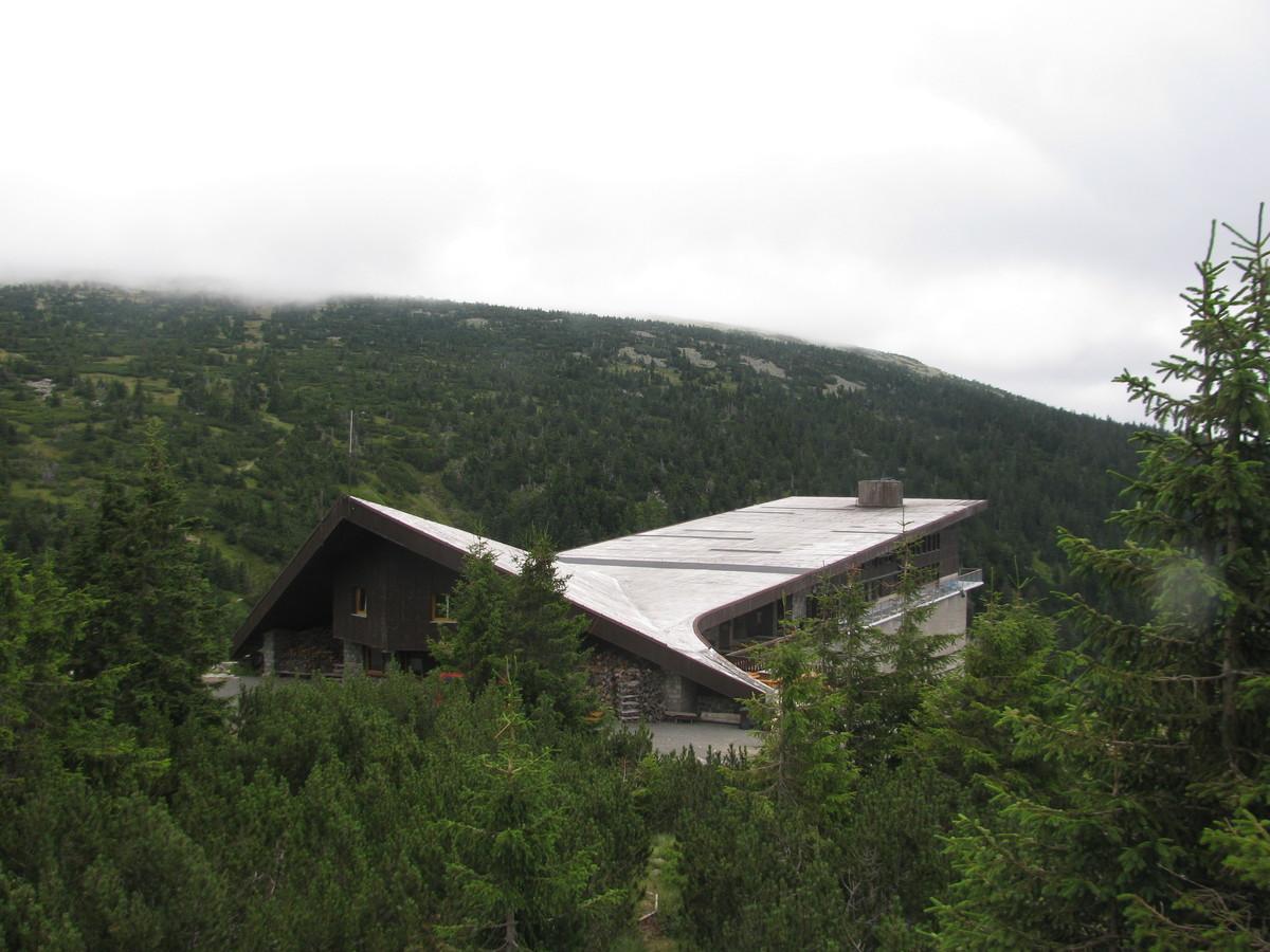 Webcam Skigebiet Spindlerm�hle Elbfallbaude - Riesengebirge