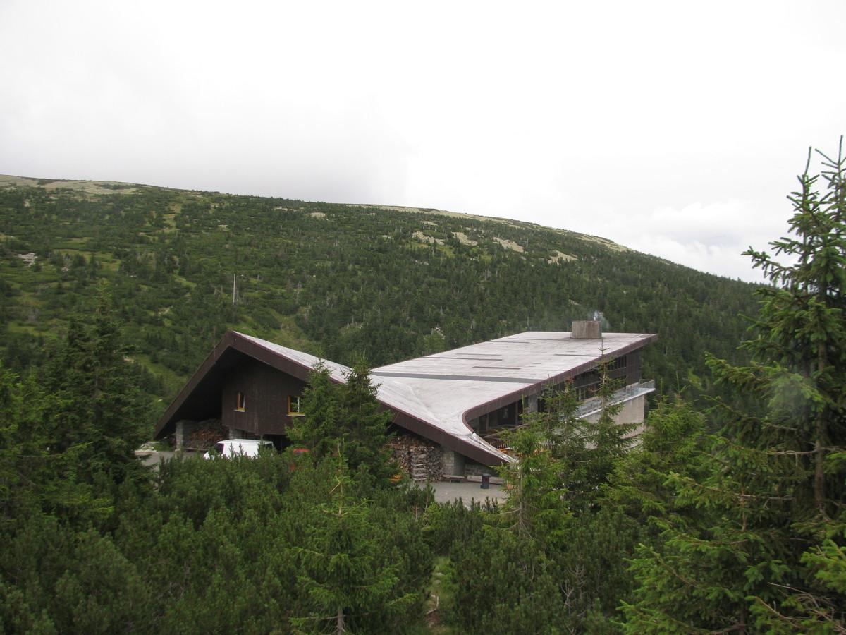 Webcam Skigebiet Spindlermühle Elbfallbaude - Riesengebirge
