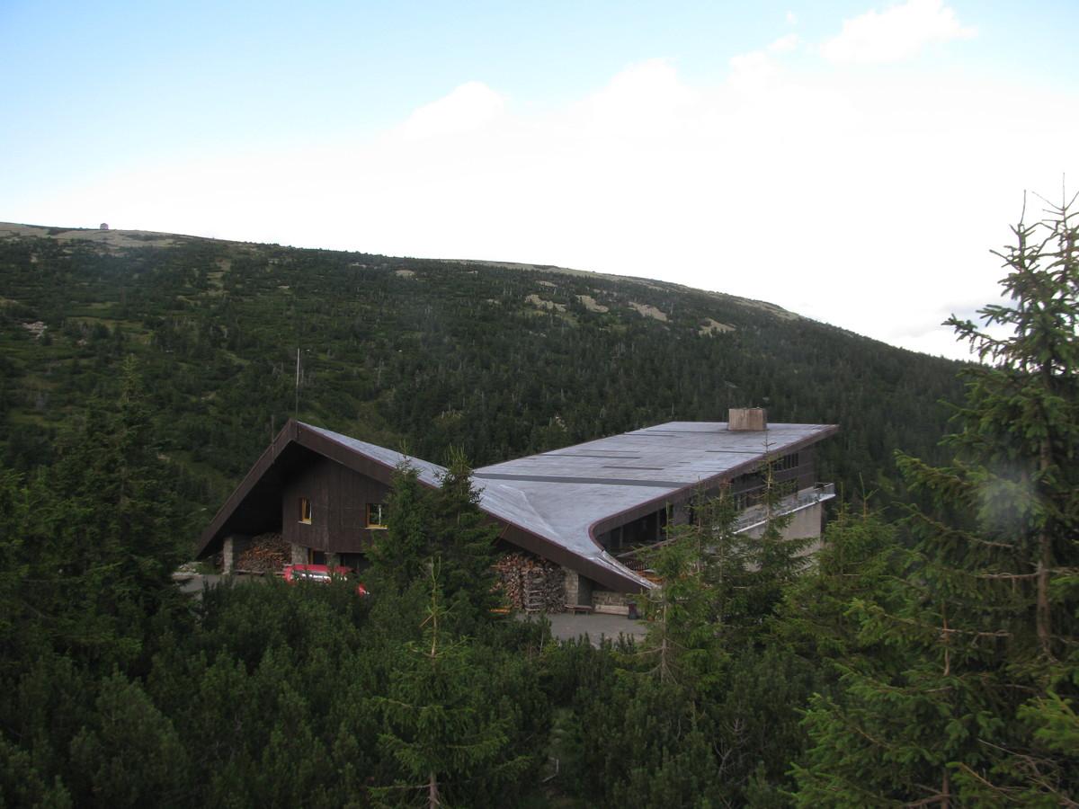 Webcam Ski Resort Spindleruv Mlyn Elbfallbaude - Giant Mountains